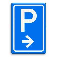 bord-parkeerroute